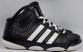 Adidas adiPure Men's Basketball Shoes Size US 10.5 M (D) EU 44 2/3 Black G49055