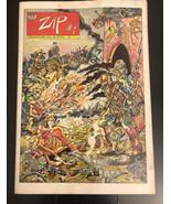Crumb, R.  ZAP COMIX NO. 9 10th Anniversary Issue - $9.90