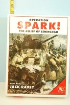 Operation Spark: The Relief of Leningrad - Clash of Arms 1997 Unpunched - $48.51