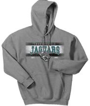 Zubaz NFL Team Apparel Jacksonville Jaguars Hooded Sweatshirt S 0008 - $38.62
