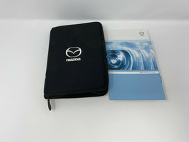 2008 Mazda 6 Owners Manual Handbook Set with Case OEM Z0A1144 - $18.54