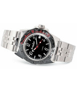 Vostok Amphibian 110909 / 2416b Scuba Diving Military Russian Watches Me... - $79.20