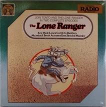 Lone Ranger - Audio/Spoken Vinyl LP ( Ex Cond.) - £10.03 GBP