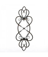 Heart Shaped Candle Wall Sconce - $49.97