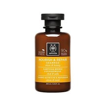 Apivita Nourish and Repair Shampoo with Olive and Honey (New Product, Re... - $24.39
