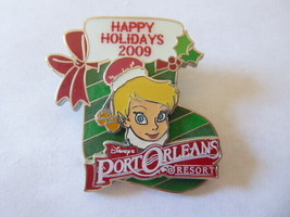 Disney Trading Pins  73850 WDW - Happy Holidays 2009 - Disney's Port Orleans Res - $14.00