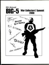 Big-5 Collectors Convemtion Program Book-6th Annual-Ric Estrada-Russ Hea... - $59.60