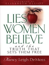 Lies Women Believe And The Truth That Sets Them Free (Walker Large Print... - $9.89