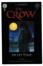 The Crow: Dead Time #3-J. O'Barr comic book 1996-Kitchen Sink - $18.92