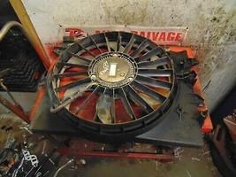 03 04 Lincoln LS 3.0 V6 oem radiator cooling fan assembly - $98.99