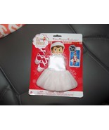 Elf on the Shelf Claus Couture Twinkle Toes Tutu Ballerina NEW - $36.45