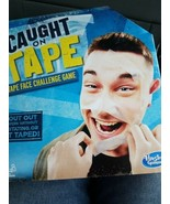 Caught on Tape Face Challenge Board Game Adults Family Teen Boy Girls Pa... - $19.99