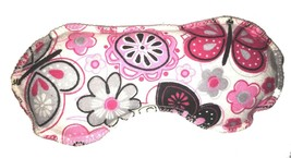 Paisley Eye Pad Hot / Cold You Pick A Scent Microwave Heating Pad Reusable - $9.99