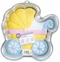 Wilton Baby Buggy Cake Pan (2105-3319 2005)  - $14.39