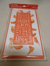 Lot 6 New Expressions from Hallmark Christmas gift card / money holders ... - $6.92