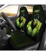 Hulk (2 Styles) - Car Seat Covers (2pc Set) - $79.99+