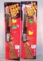 SOFT DART TOY RIFLE W DUCKS play shotgun gun toys target shooting - $7.88