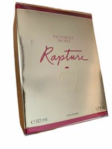 VICTORIA'S SECRET Rapture Cologne Perfume EAU DE PARFUM 1.7oz NEW Sealed - $39.59