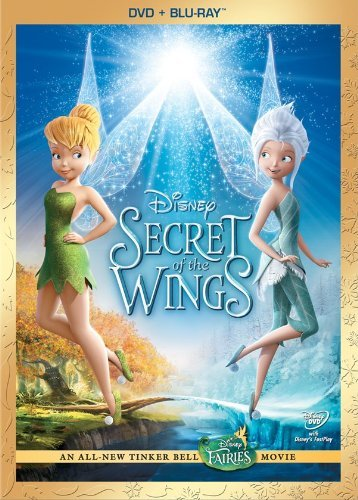 Disney Secret Of The Wings Blu-ray/DVD
