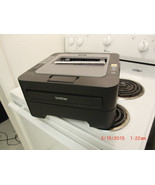 Brother HL-2240 Laser Printer with Install CD, Installed toner/drum low ... - $160.00+