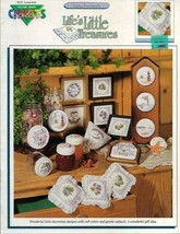 Life's Little Treasures in Counted Cross Stitch Color Charts Vol 20403 - $3.46