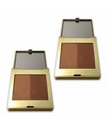 Elizabeth Arden Beautiful Color Bronzing Duo - Bronze Beauty - LOT OF 2 - $53.46