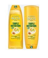 Garnier Triple Nutrition Shampoo and Conditioner Set, 13 Ounce - $29.69