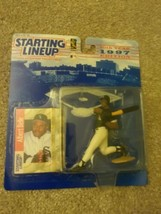 NOS 1997 Kenner Starting Lineup SLU Albert Belle Chicago White Sox MLB Baseball - $3.70
