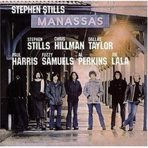 STEPHEN STILLS - MANASSAS - Gently Used CD - 21 Songs - FREE SHIP  - $9.99