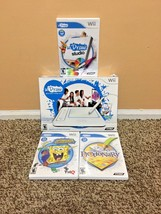 Wii uDraw Studio uDraw Pictionary uDraw Spongebob Squigglepants Game and... - $30.00