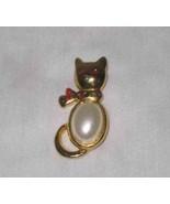 """Lot 8 Neat 1 3/4"""" Figural CAT Pin Brooch - $19.24"""