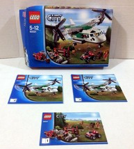 LEGO 60021 City Cargo Heliplane BOX and MANUAL ONLY! - $15.83