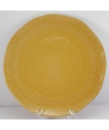 "Lenox Desert Flora Goldenrod Salad Plate 9.25"" Luncheon Yellow Southwestern - $19.80"