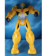"Vintage BUMBLEBEE Transformers Age of Extinction Titan Heroes 12"" inch F... - $29.99"