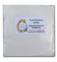 TrueNute Potassium SULFATE 16 Ounces for Aquaponics, Hydroponics, and So... - $34.92