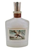 Vtg Jim Beam Bourbon Decanter Duck Stamp Series First 1982-83 Canvasback... - $28.84