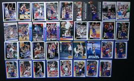 1993-94 Upper Deck Phoenix Suns Team Set Of 35 Basketball Cards - $7.99