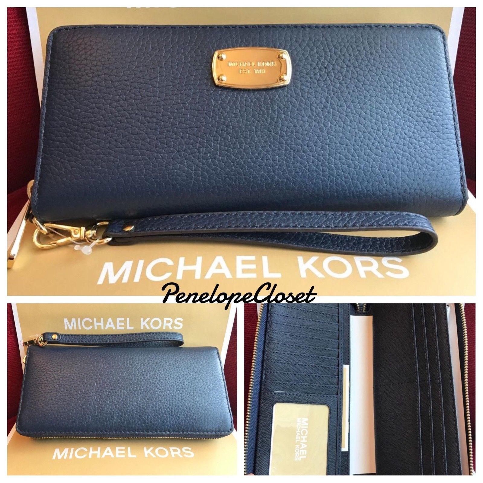 8dc30c328572 Nwt Michael Kors Leather Jet Set Travel and 50 similar items. 57