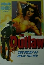 The Outlaw (2) - Jane Russell - Movie Poster - Framed Picture 11 x 14 - $32.50