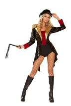 Roma Ringmaster of Circuses Ringleader 4pc Deluxe Costume 4940 - $98.99