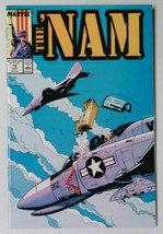 Comic Book The Nam #19 Marvel June 1988 - $0.98