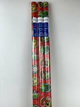 3 New TOY STORY Holiday CHRISTMAS 20sq ft WRAPPING Paper WOODY Jessie BU... - $27.23