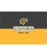 COHIBA Ceramic Cigar Ashtray Men Elegant Luxury Gifts Original Box Smoki... - $38.00+