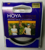 Hoya Filter 58mm ND-4 Pitch: 0.75 ND(x2) Both Sides Coated - $23.66