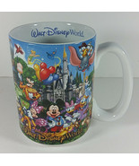 Walt Disney World Grandma Mug 5in Coffee Cup Parks Pixar Mickey Princess... - $19.99