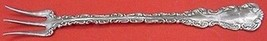 """Louis XV by Whiting Sterling Silver Cocktail Fork 5 1/2"""" Antique Silverware - $38.61"""