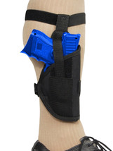 Barsony Gun Concealment Ankle Holster for Sig-Sauer Compact 9mm 40 45 - $27.99