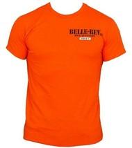 Suicide Squad Belle-Rev Penitentiary Inmate Orange T-Shirt NEW UNWORN - $14.50+