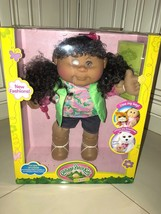"""NEW IN BOX CABBAGE PATCH KIDS BABYLAND PIGTAILS AFRICAN AMERICAN 14"""" KID - $150.00"""