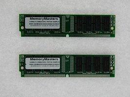 64MB 2x 32MB Memory Ram Kit for Korg TR TRITON Extreme Le PRO PROX Rack ... - $17.33